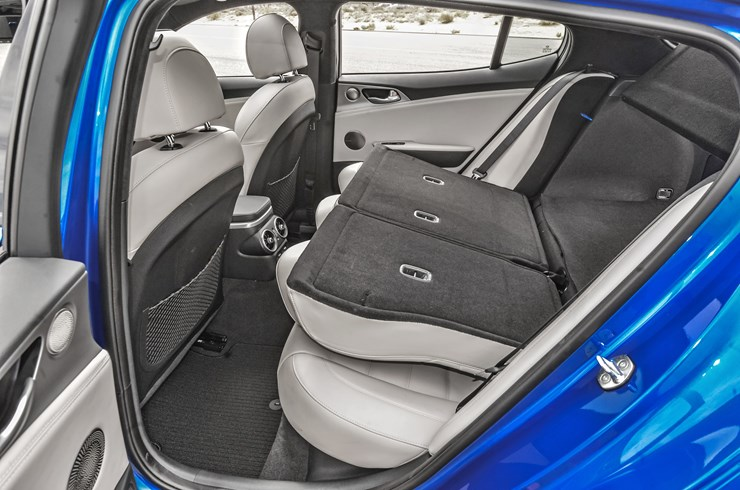 2019 Kia Stinger Interior: Features, Technology, and Drive