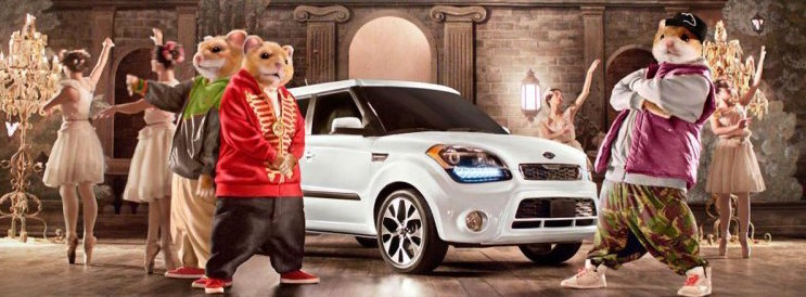 Kia Soul Hamster >> Kia Soul Hamster Commercials Videos And Featured Songs